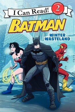Book Batman Classic: Winter Wasteland: Winter Wasteland by Donald Lemke