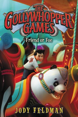 Book The Gollywhopper Games: Friend or Foe by Jody Feldman