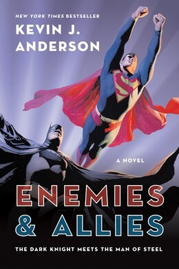 Book Enemies & Allies: A Novel by Kevin J. Anderson