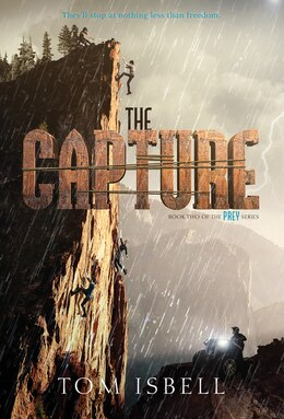 Book The Capture by Tom Isbell