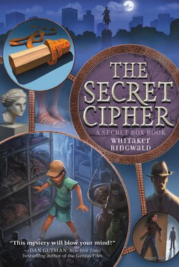 Book The Secret Cipher by Whitaker Ringwald
