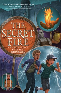 Book The Secret Fire by Whitaker Ringwald