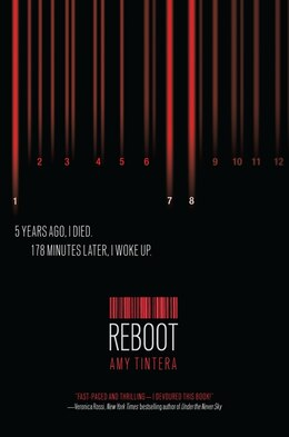 Book Reboot by Amy Tintera