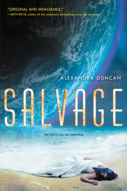 Book Salvage by Alexandra Duncan