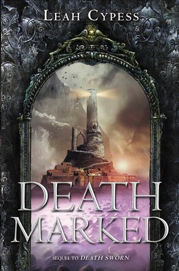 Book Death Marked by Leah Cypess