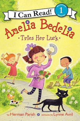 Book Amelia Bedelia Tries Her Luck by Herman Parish