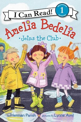 Book Amelia Bedelia Joins The Club by Herman Parish