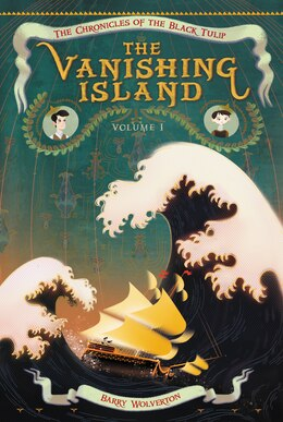 Book The Vanishing Island by Barry Wolverton