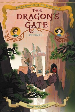 Book The Dragon's Gate by Barry Wolverton
