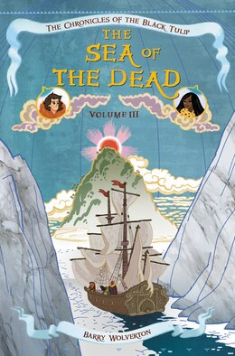 Book The Sea Of The Dead by Barry Wolverton