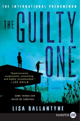 Book The Guilty One: A Novel by Lisa Ballantyne