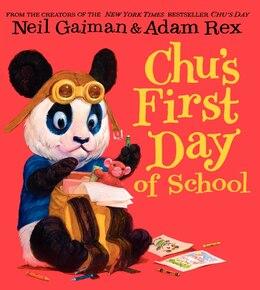Book Chu's First Day Of School by Neil Gaiman