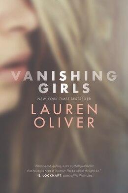 Book Vanishing Girls by Lauren Oliver