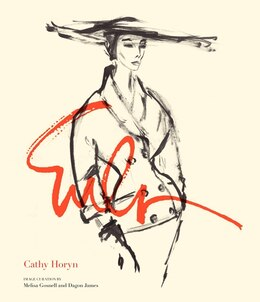 Book Joe Eula: Master Of Twentieth-Century Fashion Illustration by Cathy Horyn