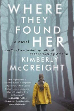 Book Where They Found Her: A Novel by Kimberly Mccreight