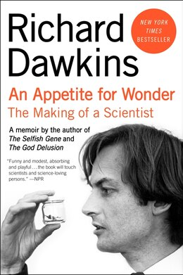 Book Appetite For Wonder, An: The Making Of A Scientist by Richard Dawkins