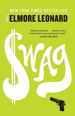 Book Swag: A Novel by Elmore Leonard