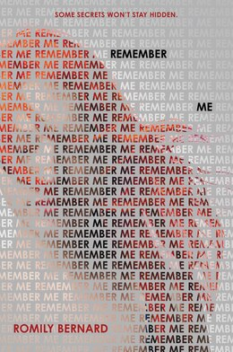 Book Remember Me by Romily Bernard