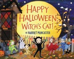 Book Happy Halloween, Witch's Cat! by Harriet Muncaster
