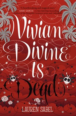 Book Vivian Divine Is Dead by Lauren Sabel