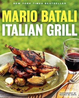 Book Italian Grill by Mario Batali