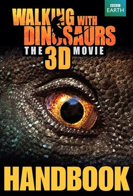 Book Walking With Dinosaurs Handbook by Calliope Glass