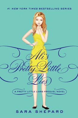Book Pretty Little Liars: Ali's Pretty Little Lies by Sara Shepard