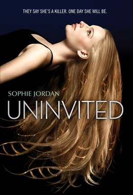 Book Uninvited by Sophie Jordan