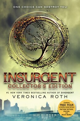 Book Insurgent Collector's Edition: The COLLECTOR'S Edition by Veronica Roth