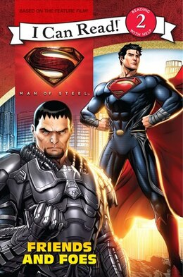 Book Man of Steel: Friends and Foes by Lucy Rosen