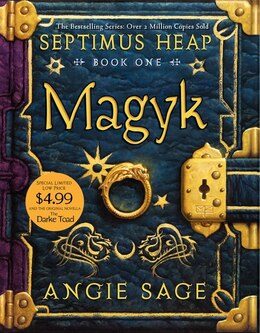 Book Septimus Heap, Book One: Magyk Special Edition: Magyk Special Edition by Angie Sage