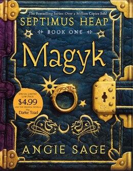 Book Septimus Heap, Book One: Magyk Special Edition: Magyk Special Edition by Angie Sage