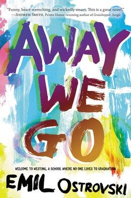 Book Away We Go by Emil Ostrovski