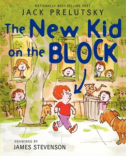 Book The New Kid On The Block by Jack Prelutsky