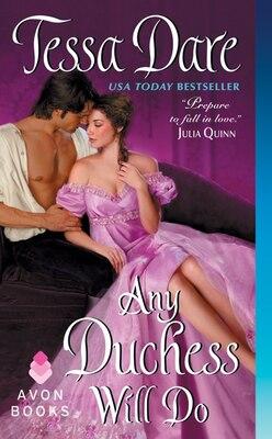 Book Any Duchess Will Do by Tessa Dare