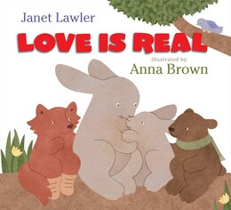 Book Love Is Real by Janet Lawler
