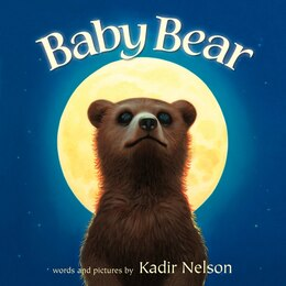 Book Baby Bear by Kadir Nelson