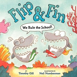 Book Flip & Fin: We Rule The School!: We Rule The School! by Timothy Gill