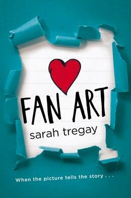 Book Fan Art by Sarah Tregay