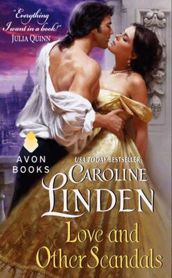Book Love And Other Scandals by Caroline Linden