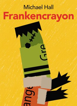 Book Frankencrayon by Michael Hall