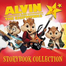 Book Alvin And The Chipmunks Storybook Collection: 7 Rockin' Stories by Various