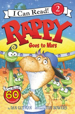 Book Rappy Goes To Mars by Dan Gutman