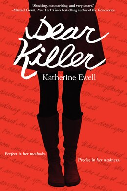 Book Dear Killer by Katherine Ewell