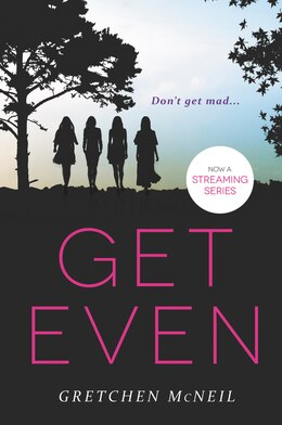 Book Get Even by Gretchen Mcneil