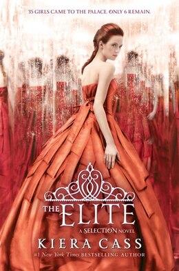 Book The Elite by Kiera Cass
