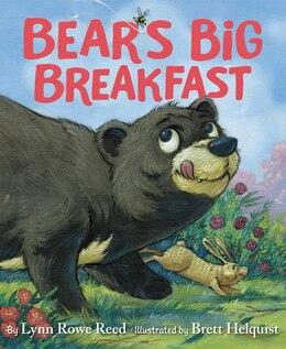 Book Bear's Big Breakfast by Lynn Rowe Reed