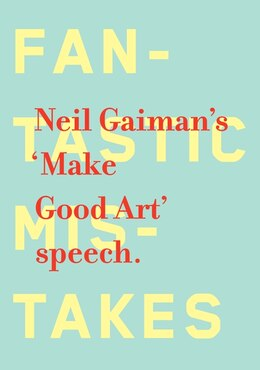 Book Make Good Art by Neil Gaiman