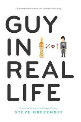Book Guy In Real Life by Steve Brezenoff