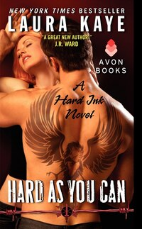 Hard As You Can: A Hard Ink Novel